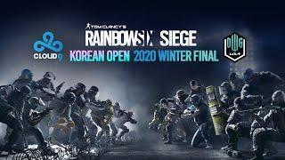레인보우식스 코리안오픈 2020 윈터 결승전 예고 | 레인보우 식스 시즈