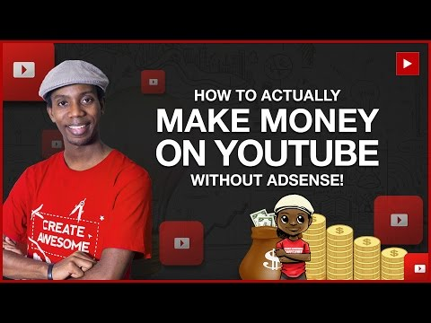 The YouTube Ad Boycott and How to Make Money On YouTube without Adsense
