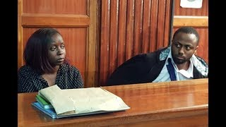 Jacque Maribe to Judge: Have mercy on me, I'm a single mother of a four-year-old son