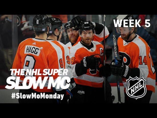 Super Slow Mo: Week 5