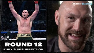 """I was out for a few seconds"" Tyson Fury full interview 