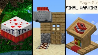 🦅 5 Ways To Mess With Your Friends In Minecraft