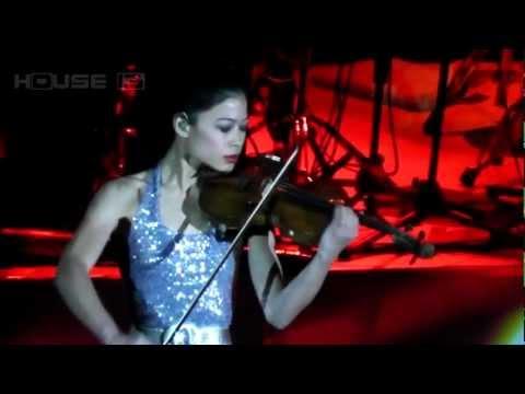 Vanessa Mae  Full Concert at Crocus City Hall 2012