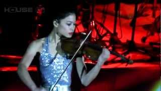 Vanessa Mae - Full Concert at Crocus City Hall 2012