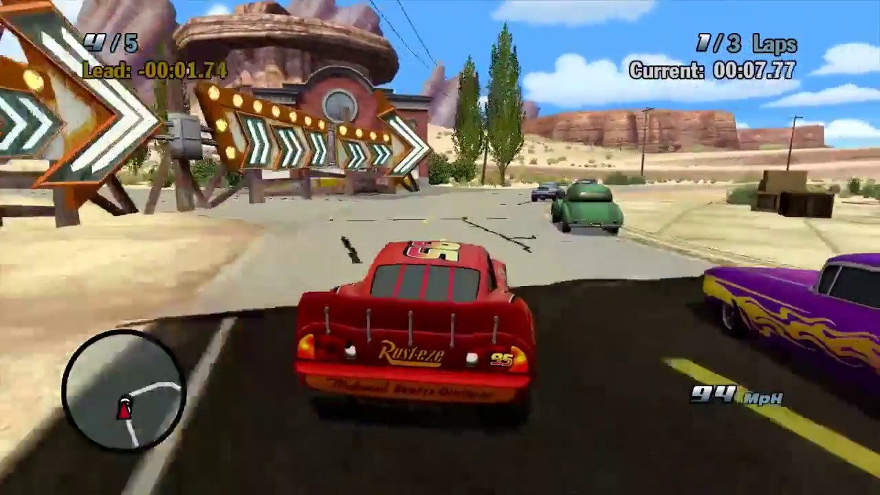 Mcqueen Car Games Play