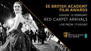 LIVE at the BAFTAs: Red Carpet Arrivals at the EE British Academy Film Awards 2019