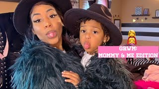 GRWM: Mommy & Me Edition | TWINNING