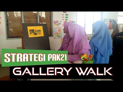 Strategi Pembelajaran Abad Ke 21 - Gallery Walk #PAK21