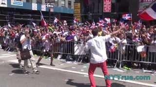 Dominican Parade - Weiner #2 8-11-13