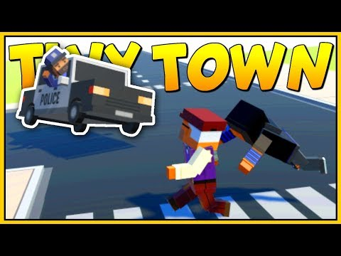 HEROES SAVING LIVES IN VIRTUAL REALITY - Tiny Town VR Gameplay - VR HTC Vive