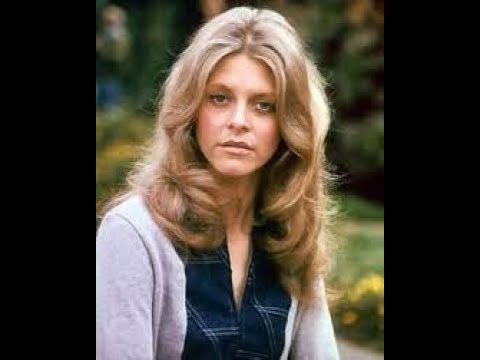 The Bionic Woman: Lindsay Wagner 1982 AFTER THE BIRTH OF HER SON