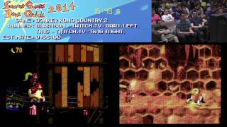 Summer Games Done Quick 2014 - Part 6 - Donkey Kong Country 2: Diddy's Kong Quest
