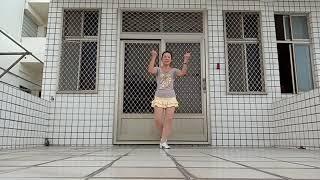 中正律動舞蹈班-愛而不敢(正面)
