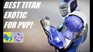 THE BEST TITAN EXOTIC FOR TRIALS! - Destiny 2 Crucible