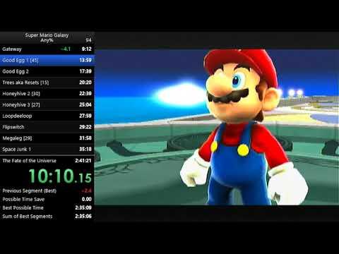 [SMG] Any% (Mario) Speedrun - 2:39:27