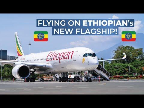 TRIPREPORT | Ethiopian Airlines (ECONOMY) | Airbus A350-900XWB | Addis Ababa - London Heathrow