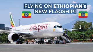 TRIPREPORT | Ethiopian Airlines (ECONOMY) | Airbus A350-900XWB | Addis Ababa - London Heathrow