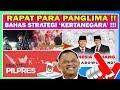 MANT4N P4NGLIM4 TNI TEMUI PRAB0W0, STRATEGI ATASI TSMB&BENTUK TPF ! #INDONESIAMENANG !