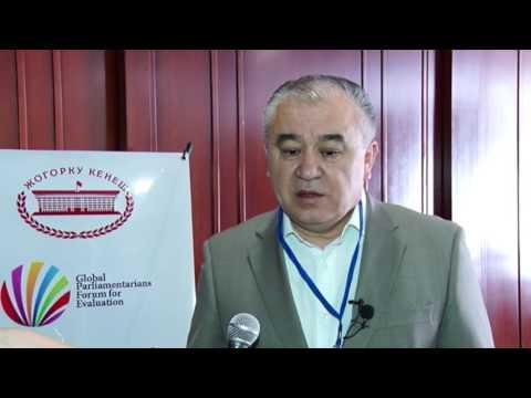 Hon. Omurbek Chirkeshovich Tekebayev