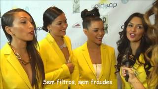 Legendado/Traduzido: The Lylas Entrevista Time For Hope Gala