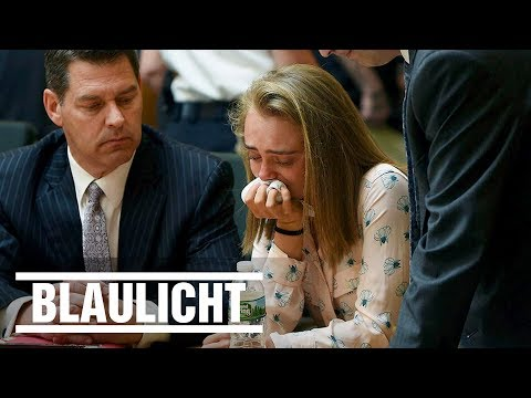 Schuldig! Sie trieb Freund per SMS in den Selbstmord - Richter verurteilt Michelle Carter