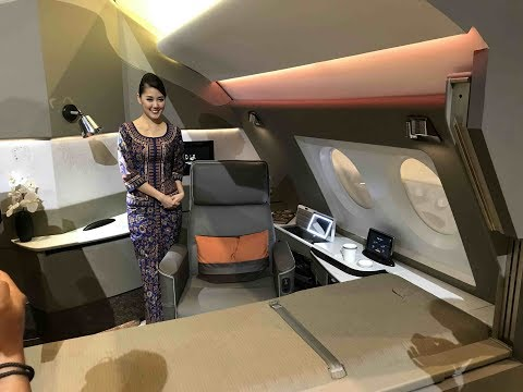 SIA doubles down on airborne luxury with S$1.15 billion push to refit all A380 jets