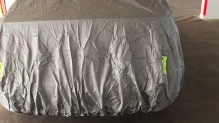 Video Car Cover / Cloth / Sunshade / Coat / Full Protection / Dustproof Waterproof Rain / Security download MP3, 3GP, MP4, WEBM, AVI, FLV Juni 2018