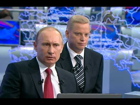 A Conversation with Vladimir Putin, Continued 2010 (English
