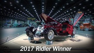 2017 AUTORAMA RIDLER Winner & Great 8 cars_full story