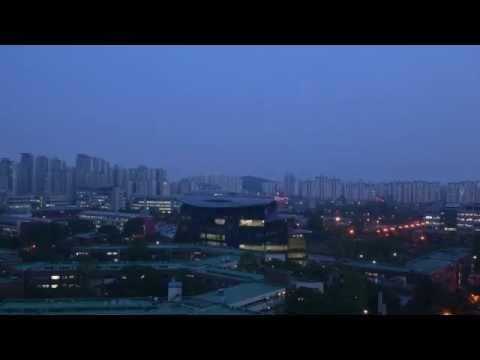 Sungkyunkwan University/Samsung Library - Timelapse
