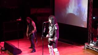 WASP Sleeping In The Fire / Forever Free .Live in Belfast Ulster Hall 24th Sep 2012
