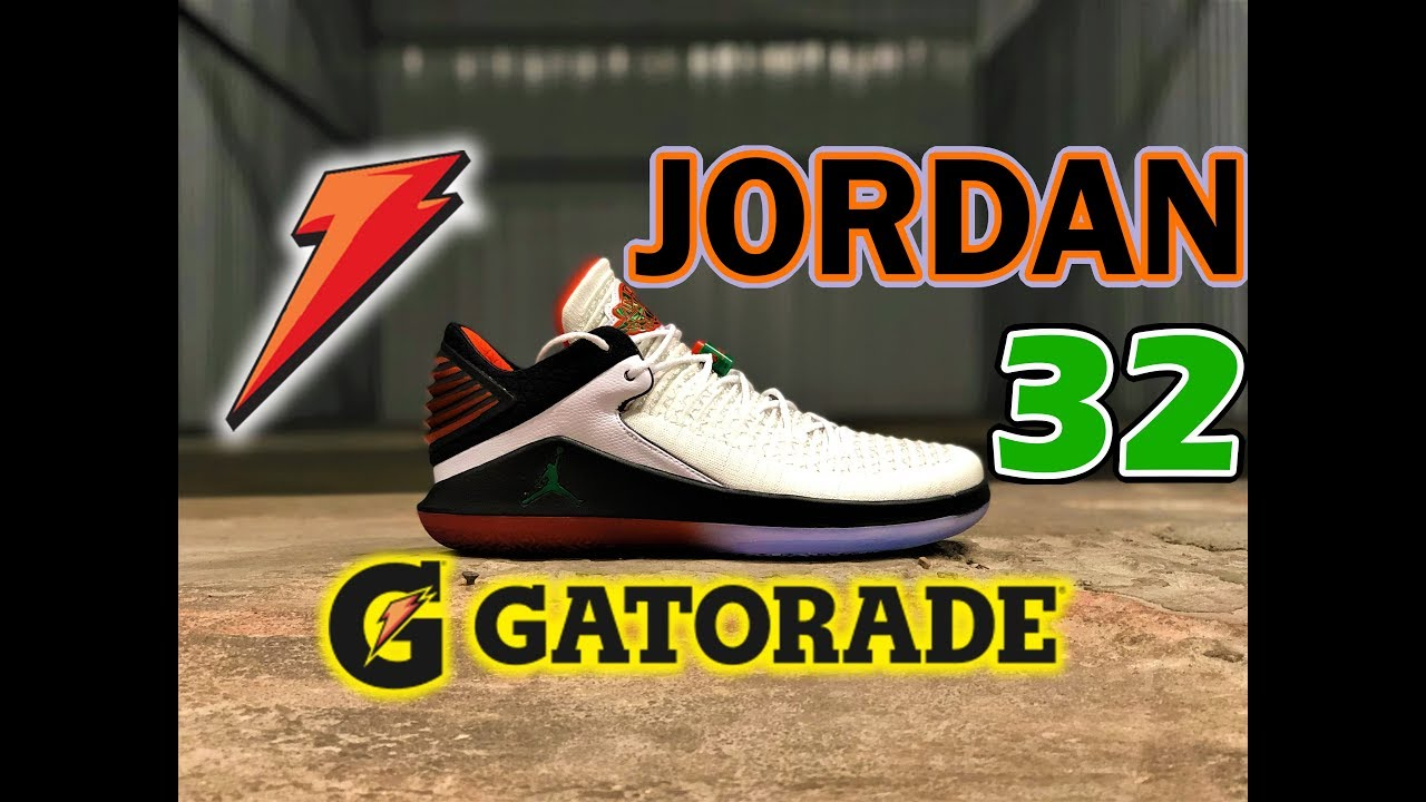 quality design 0bb6c 40e34 Jordan 32 Low