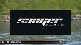 Day 2 cont   Sr  Mens Series 2 Trick Prelims   2018 World Barefoot Waterski Championships