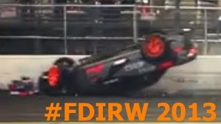 Car Flips, Drifting, Fireworks from FD Irwindale 2013