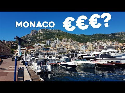 How much did weekend in Monaco cost me?