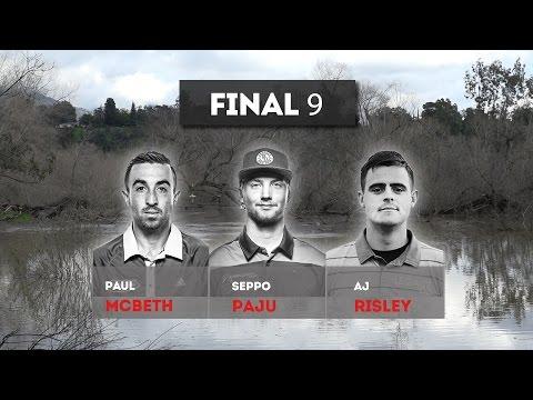 2017 Wintertime Open Final 9 - McBeth, Paju, Risley