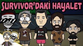 Survivor'daki Hayalet  | Özcan Show