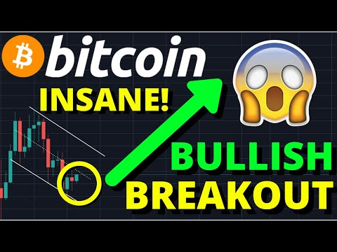 BREAKING NEWS!!! BITCOIN BREAKOUT IMMINENT!! MOST BULLISH CASE FOR BITCOIN IN YEARS JUST HAPPENED!