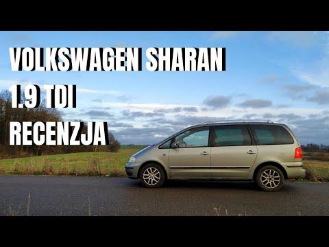 Volkswagen Sharan   Rodzinny Van Do Wszystkiego - Recenzja