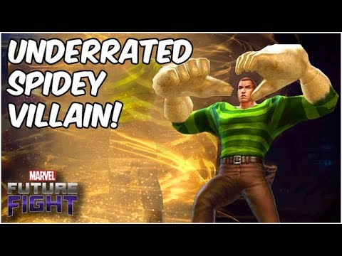 Sandman Feature in Spider-Man Far From Home?!  - Marvel Future Fight