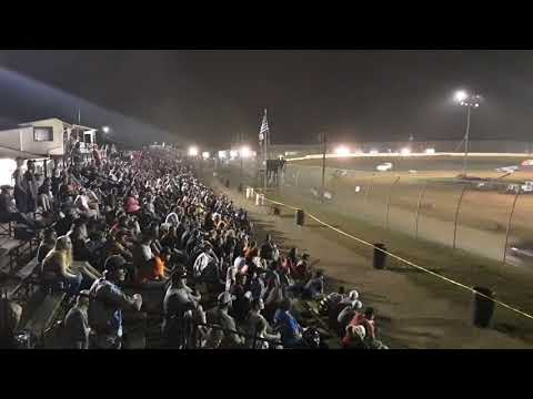 Labor Day weekend super late models at Duck River Speedway