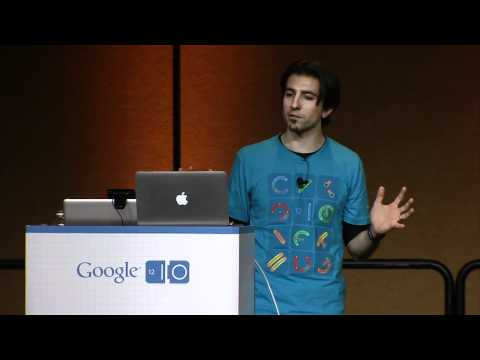 Google I/O 2012 - WebRTC: Real-time Audio/Video and P2P in H