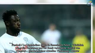 2. Liga: Holstein Kiel wochenlang ohne Kingsley Schindler