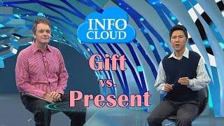 【英語維基】Gift 和 Present 的差別 | 空中英語教室
