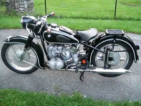 1952 Bmw R67 Youtube