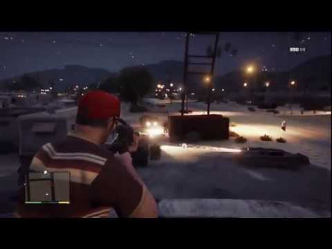 GTA V (19) Trevor: Cletus, Meth Chef, and Losing It