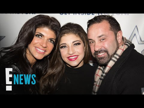 Gia Giudice Posts Message to Father Joe After Prison Release | E! News