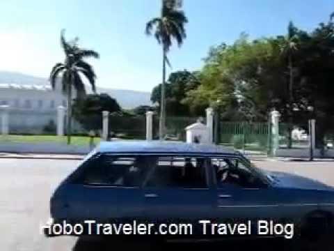 Port au Prince Haiti Palace