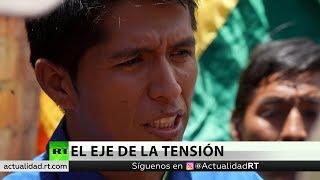Líder cocalero boliviano: