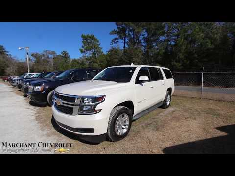 The 2015 Chevrolet Suburban LT | For Sale Review & Condition Report at Marchant Chevy – Jan 2018